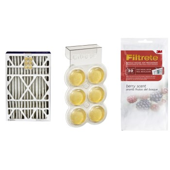 3M SI-1-MB Filtrete Whole House Air Freshener ~ Mixed Berry