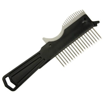 Brush & Roller Cleaner Comb