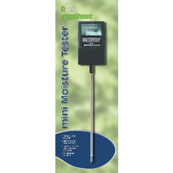 LusteLeaf Inc 1810 Mini Moisture Tester