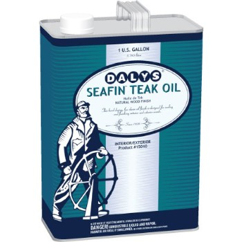 Seafin Teak Oil  ~ Gallon