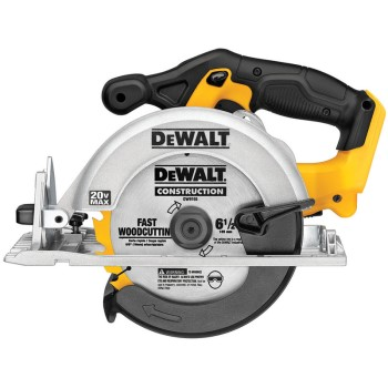 "Black & Decker/dewalt Dcs391b Max 6 1/2"" Circular Saw ~ Bare Tool"
