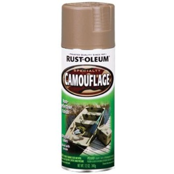 Camouflage Spray Paint ~ Sand