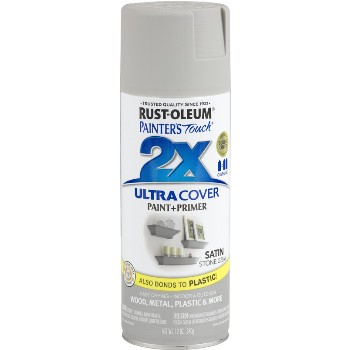 Buy the rust oleum 249855 ultra cover 2x spray stone for Stone spray paint projects