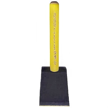 Jen 00005 Poly  Foam Brush ~ 1""