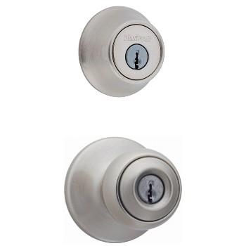 Kwikset 96900-320 690p 15 Cp K6 Polo Combo Lock