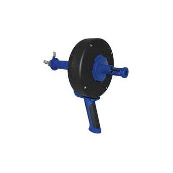 Cobra Prod. 86250  Pistol Grip Drum Auger ~ 1/4 x 25 feet