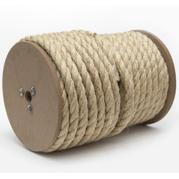 Mibro Group   644461 3/4in. X100ft. Sisal Rope