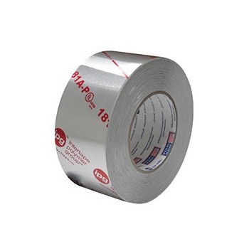 Intertape 5010 2.5x180 Alum Foil Tape 5010