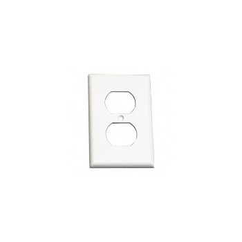 Wh 1 Gang Wall Plate