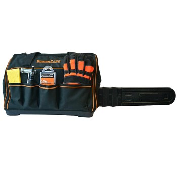 "Chainsaw  Carry Case ~ 2.76"" D x 18.5"" H x 12.6"" W"