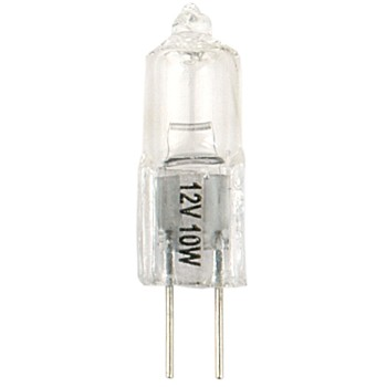 Bi-Pin Halogen Light Bulbs - 10 watt