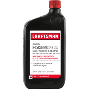 64280 Qt Universal 2cycle Oil