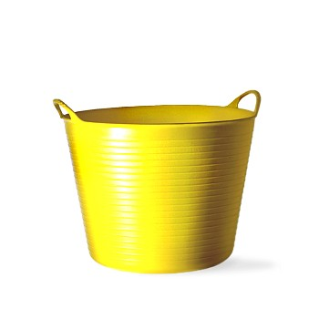 TubTrug 10.5 Gallon Yellow