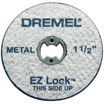 Bosch  Ez Lock Mtl Cutoff Wheel