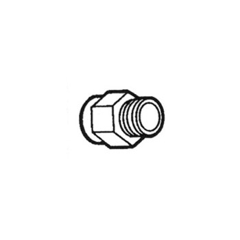 CPVC Male Adapter, 1/2 inch
