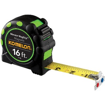"Monster MagGrip Tape Measure 1"" x 16'"