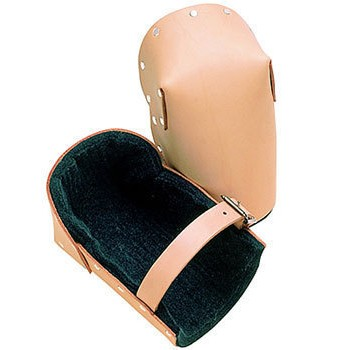 CLC 309 Topgrain Knee Pads W/Strap