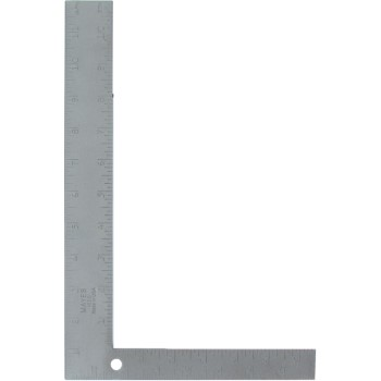 Great Neck 10221 Steel Square, 12 inch