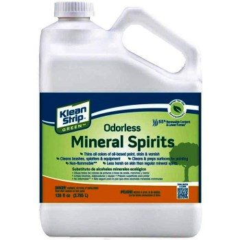 Klean Strip 'Green' Odorless Mineral Spirits ~ Gallon Containers