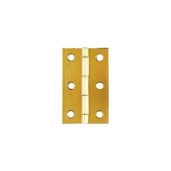 Solid Brass/Pb Hinge, Visual Pack 1801 2 - 1/2 x 1 - 9/16  inches