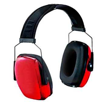 EarMuffs, Noise reduction rating (NRR) 25