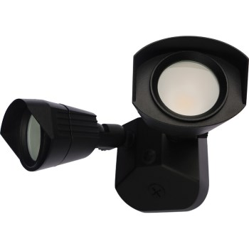 Led Blk Security Light