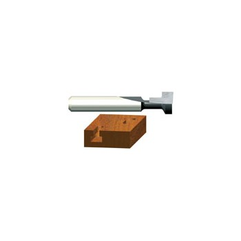 Keyhole Router Bit - 3/8 inch