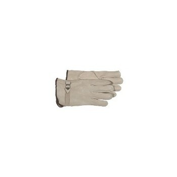 Leather Gloves - Premium Grain - Medium