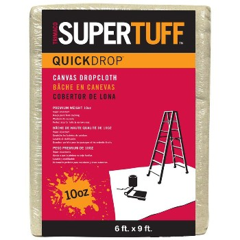 6ft. X 9ft. Hd Drop Cloth