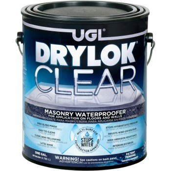 DryLock Clear Masonry Waterproofer ~ Gallon