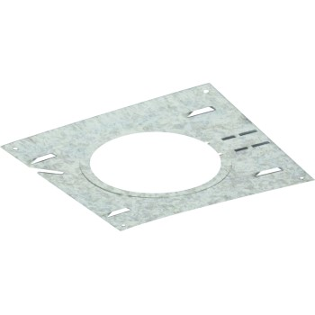 4 Galv Mounting Plate