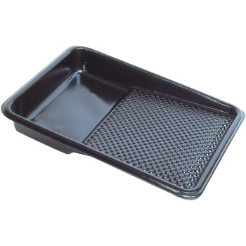 Econo Paint Tray Liner, Black ~ Fits Qt Capacity Trays