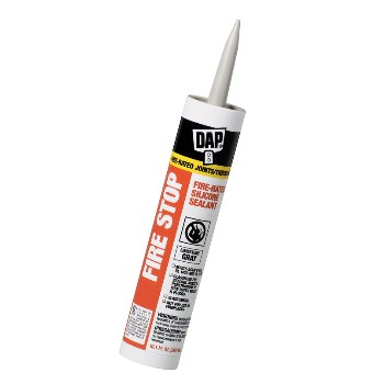DAP 18806 Light Gray Firestop Sealant