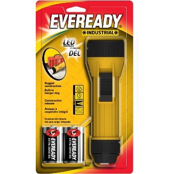 Energizer EVINL25S Industrial Grade  LED Flashlight ~ 35 Lumens