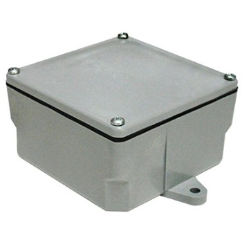 "Cantex 5133710U Junction Box ~ 6"" x 6"" x 4"""