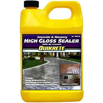Quikrete   880006 Concrete and Masonry High Gloss Sealer ~ Gallon