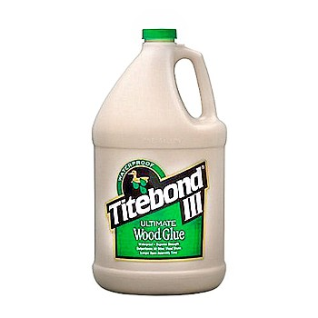 Titebond III Ultimate Wood Glue ~ Gallon