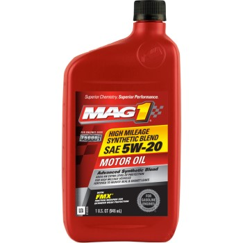 Buy the warren dist mag64829 64829 qt 5w20 snbld himile for Sae 5w 20 synthetic blend motor oil