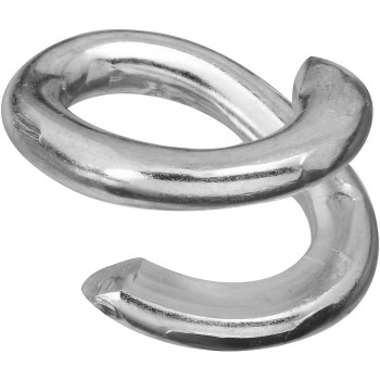 Zinc Plated Lap Link, 3152 bc 1 / 4 Inches