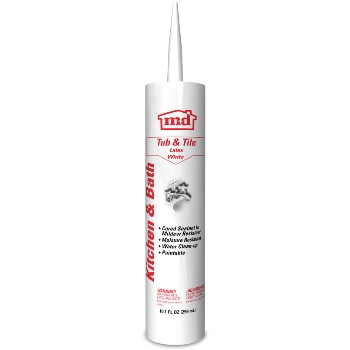 GE GE1420912C Tub/Tile Sealant, White