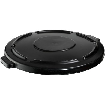 Rubbermaid FG264560GRAY Round Brute Container Lid