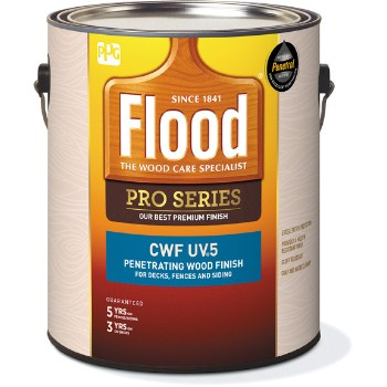 CWF UV 5 Wood Finish, Cedar ~ Gallon