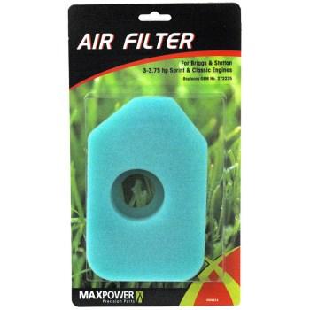 Maxpower Parts 334314 B&S Air Filter 334314