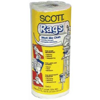 Kimberly Clark 75230 Scott Rags