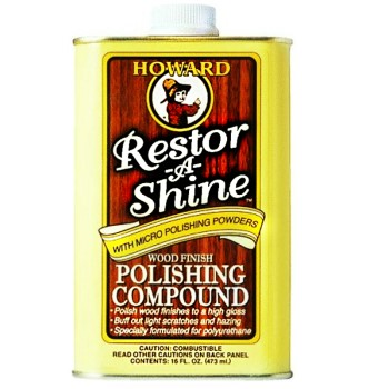 Retor-A-Shine Polishing Compound  ~ 16 oz