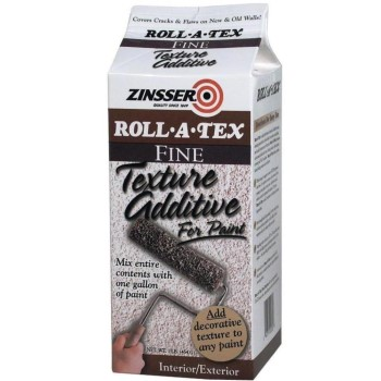 Rust-Oleum 22232 Zinsser Roll-A-Tex Texture Additive for Paint, Fine  ~ 1 lb