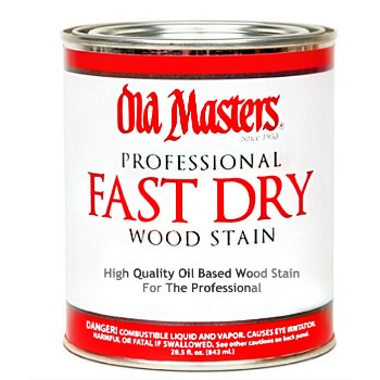 Fast Dry Wood Stain ~ Puritan Pine, 1 Gallon