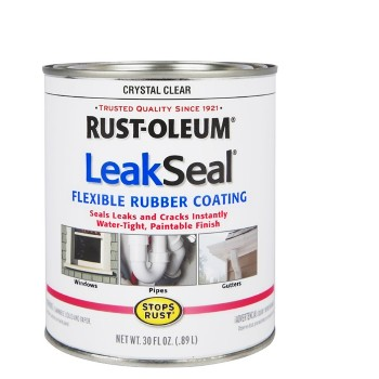 LeakSeal® Flexible Rubber Coating ~ 30 oz