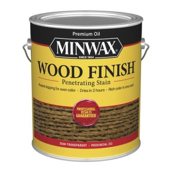 Wood Finish ~ Provincial,  Gallon