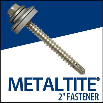"Palram Americas 92525 EPDM Fastener ~ 2"""